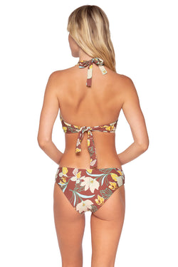 SWIM SYSTEMS DESERT BLOOMS HAZEL HIPSTER BOTTOM