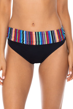 Swim Systems Midsummer Stripe Aloha Banded Bottom