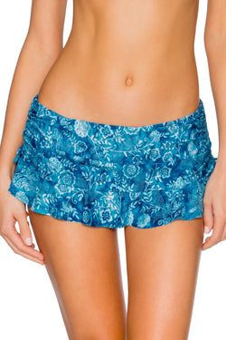 Swim Systems Ocean Mist Flirty Swim Skirt Bottom