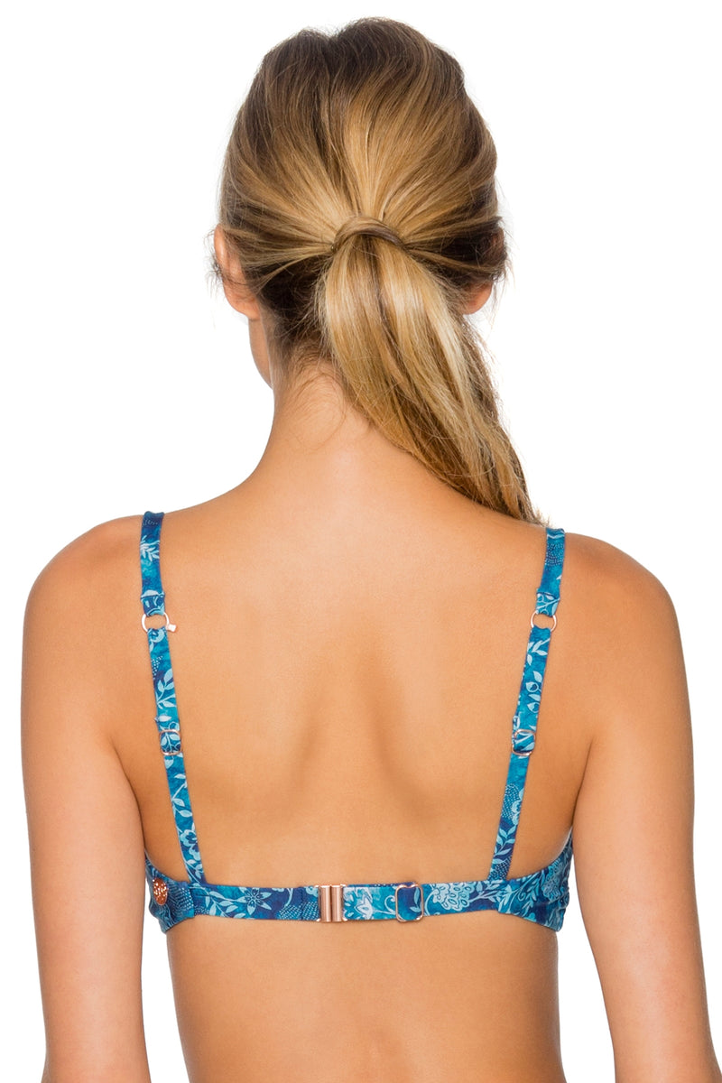Swim Systems Ocean Mist Betty Bralette Top