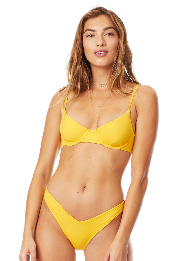 Tori Praver Sungold Emery Underwire Top