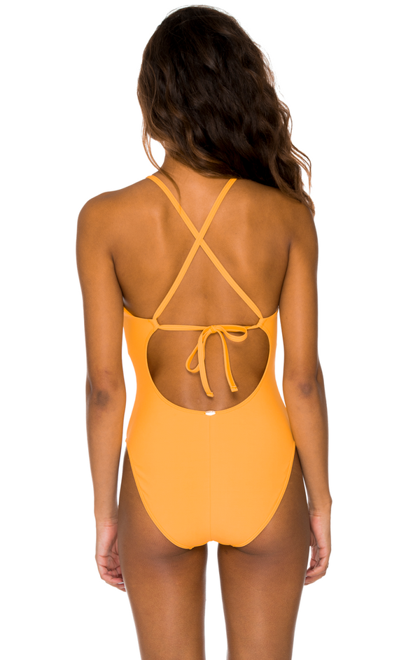 Sunsets Marigold Bond One Piece