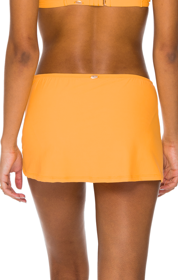 Sunsets Marigold Kokomo Lovin Swim Skirt Bottom