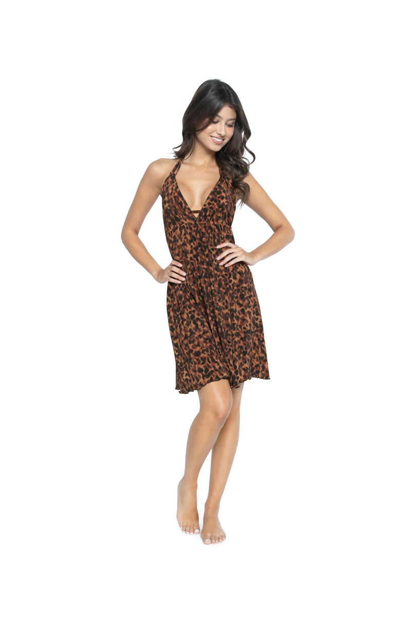 PilyQ Wild Heart Gianna Dress