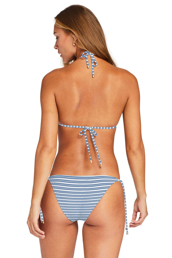 Vitamin A Sardina Stripe Elle Tie Side Bottom