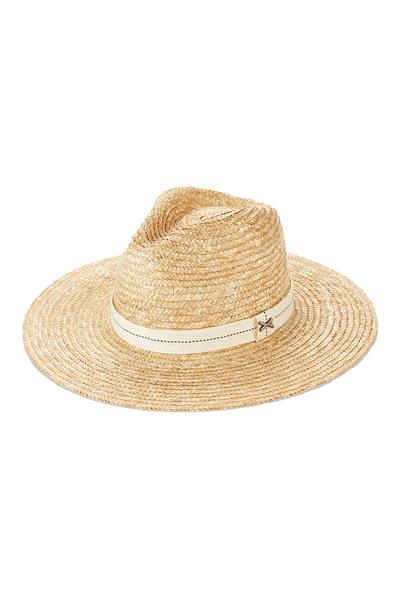 Vitamin A Natural/Creme Band Provence Hat