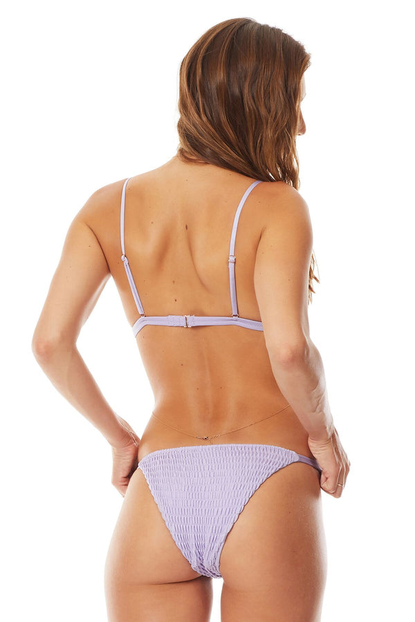 Tori Praver Lilac Mickey Smocked Cheeky Bottom