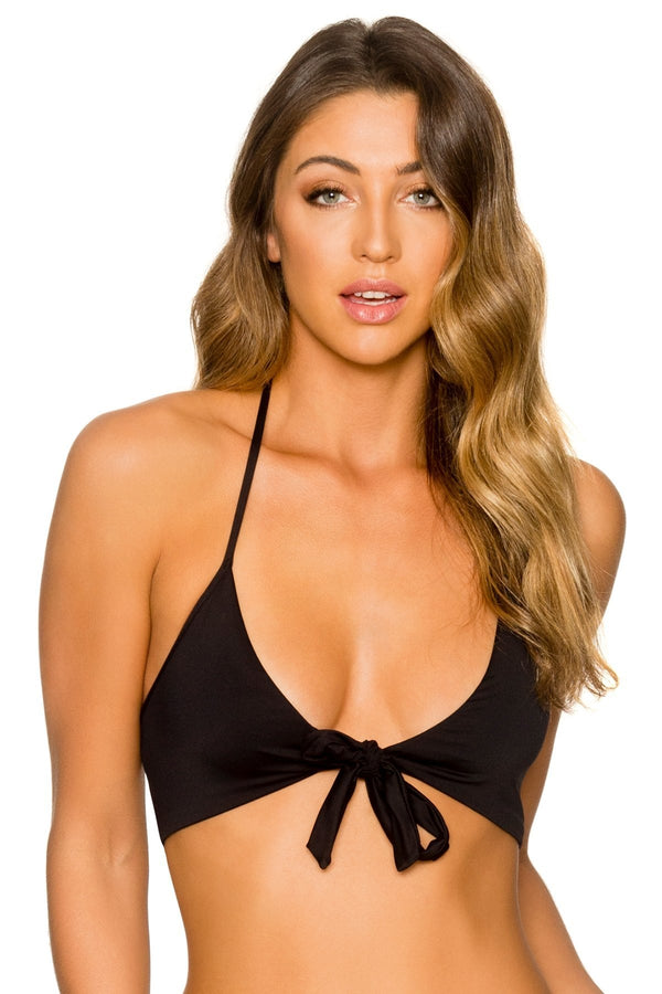 B. Swim Midnight Luana Bralette Top