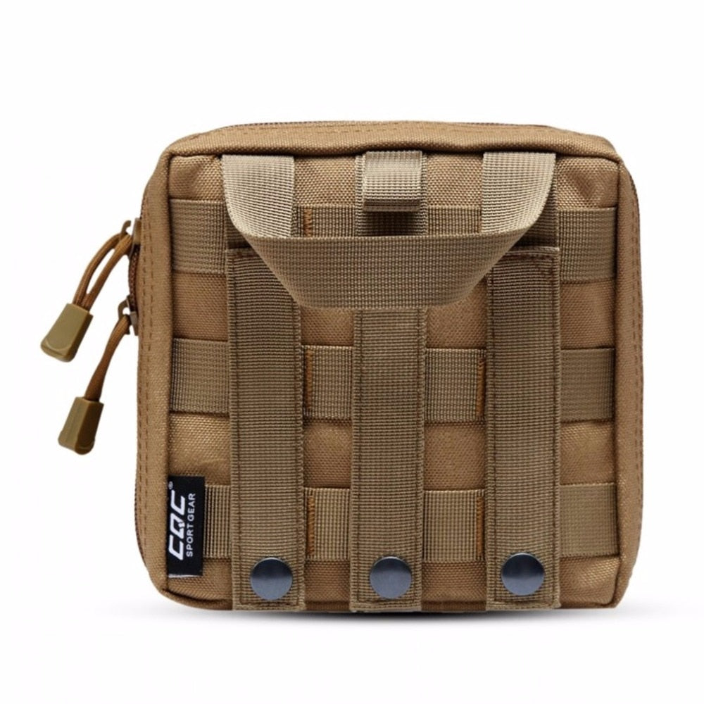 Military Molle EMT First Aid Kit/Survival Gear Bag