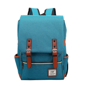 Canvas Laptop Backpack