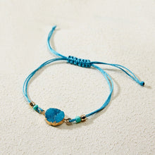 Load image into Gallery viewer, Turquoise Wish Bracelets