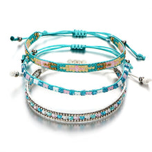Load image into Gallery viewer, Crystal Beaded Bracelets