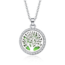 Load image into Gallery viewer, Tree Necklace
