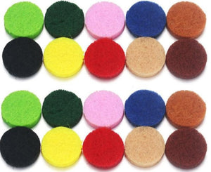 Color Felt Pads