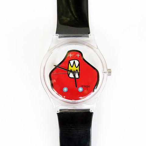 Lil' Red Devil Watch
