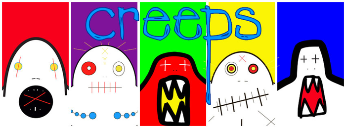 Creeps by Cubbins