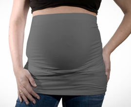 Dark Gray Body Maternity Band