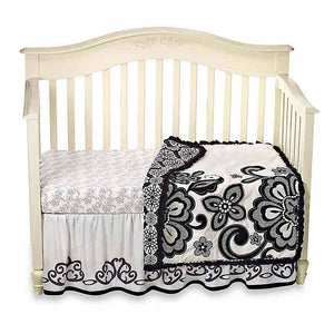 CoCaLo™ Couture Elsa 4-Piece Crib Bedding Set- Limited to 1 per customer