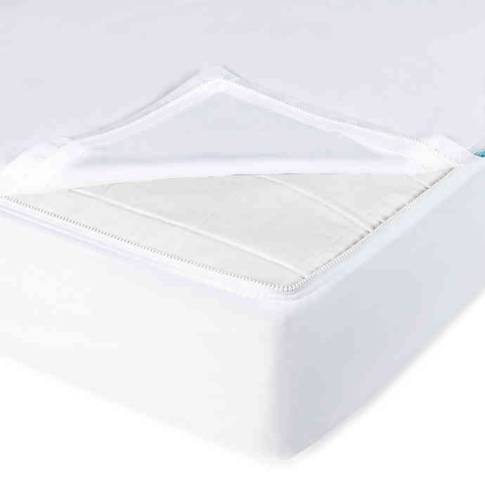 QuickZip® Crib Sheet System in White