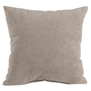 Glenna Jean Jetson Velvet Throw Pillow - Grey