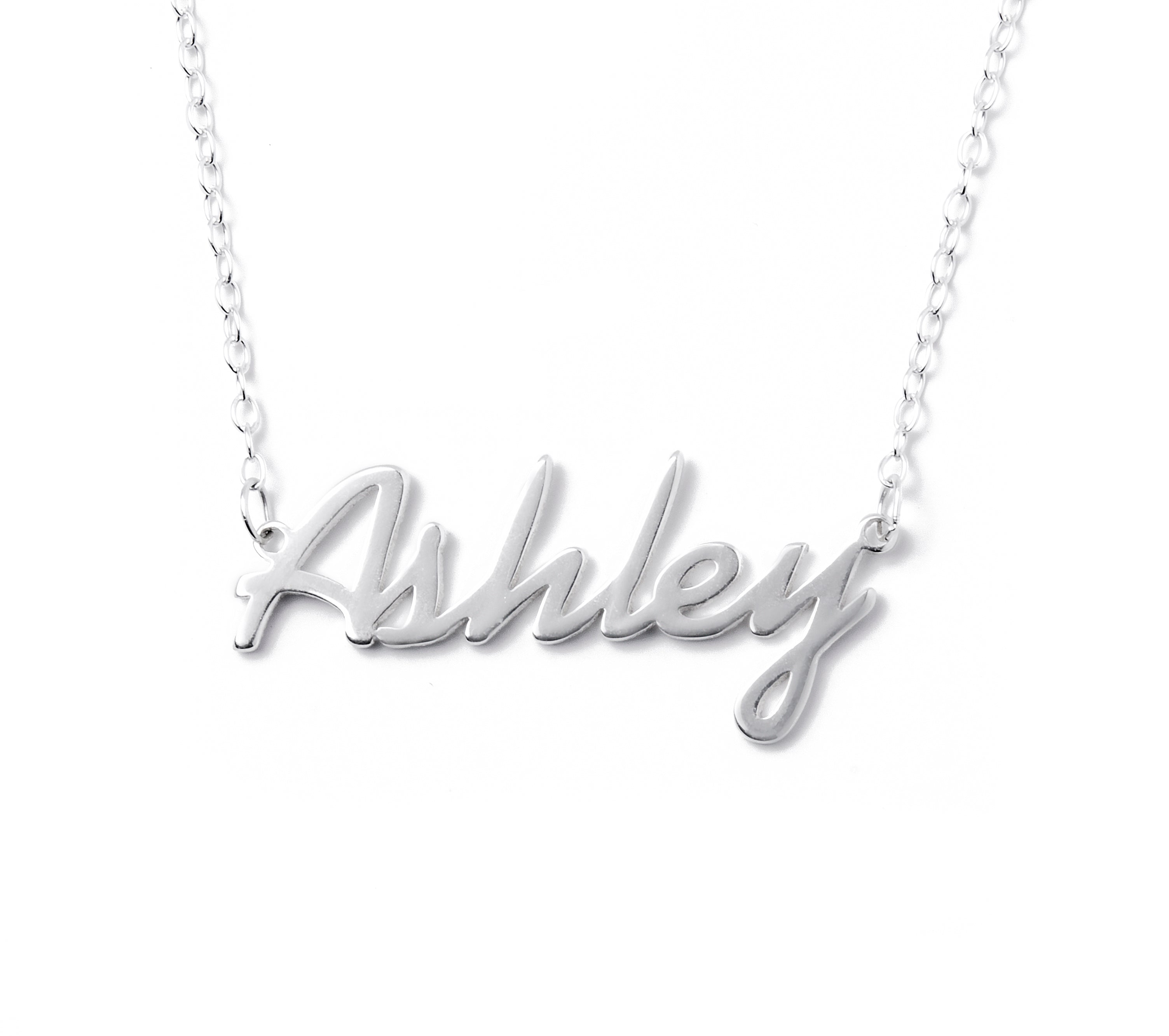 nordstrom necklace kid nameplate necklaces s women c name jewelry