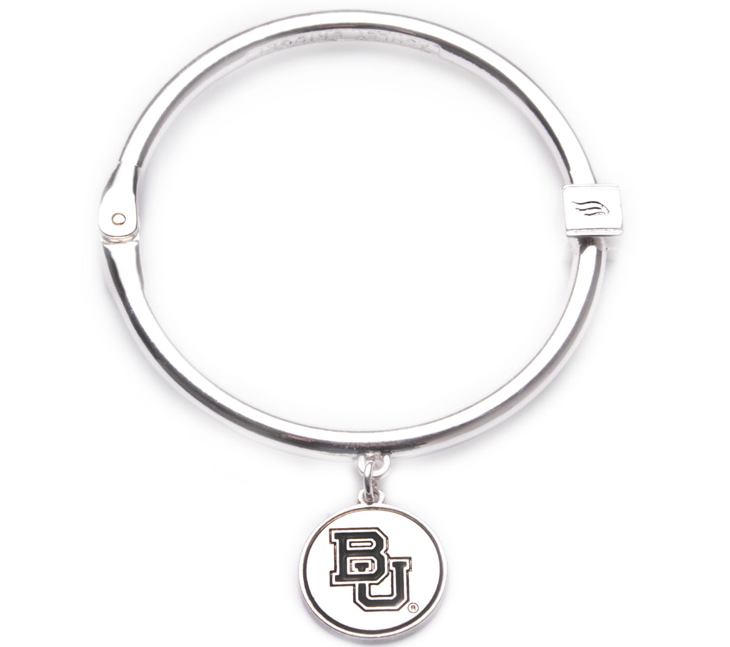 Baylor Bears Hinge Bangle Bracelet