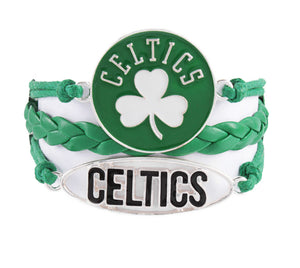 Boston Celtics Bracelet