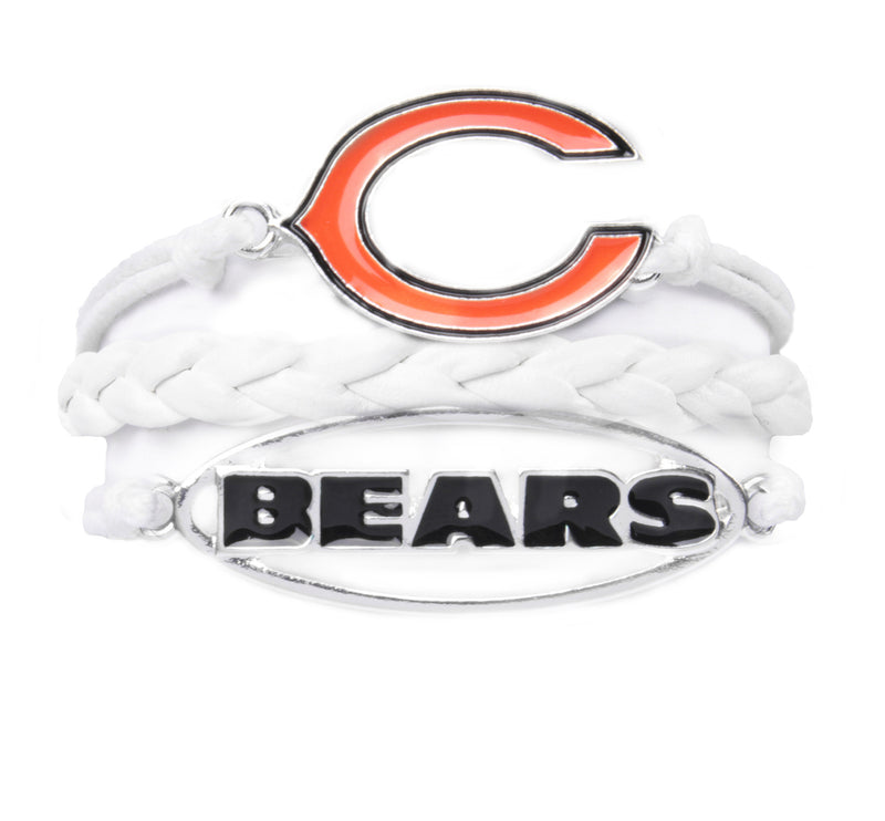 Chicago Bears Bracelet