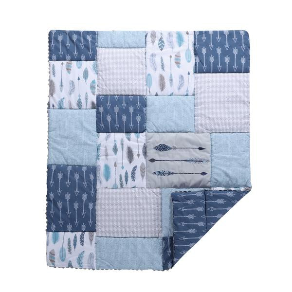 Levtex Baby® Cody 6-Piece Crib Bedding Set- Limited to 1 per customer