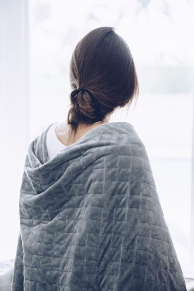 Weighted Blanket For Sleep Stress And Anxiety Usa