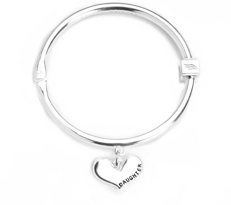 Love Your Daughter Bracelet - .925 Sterling Silver