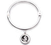 Florida State Seminoles Hinge Bangle Bracelet