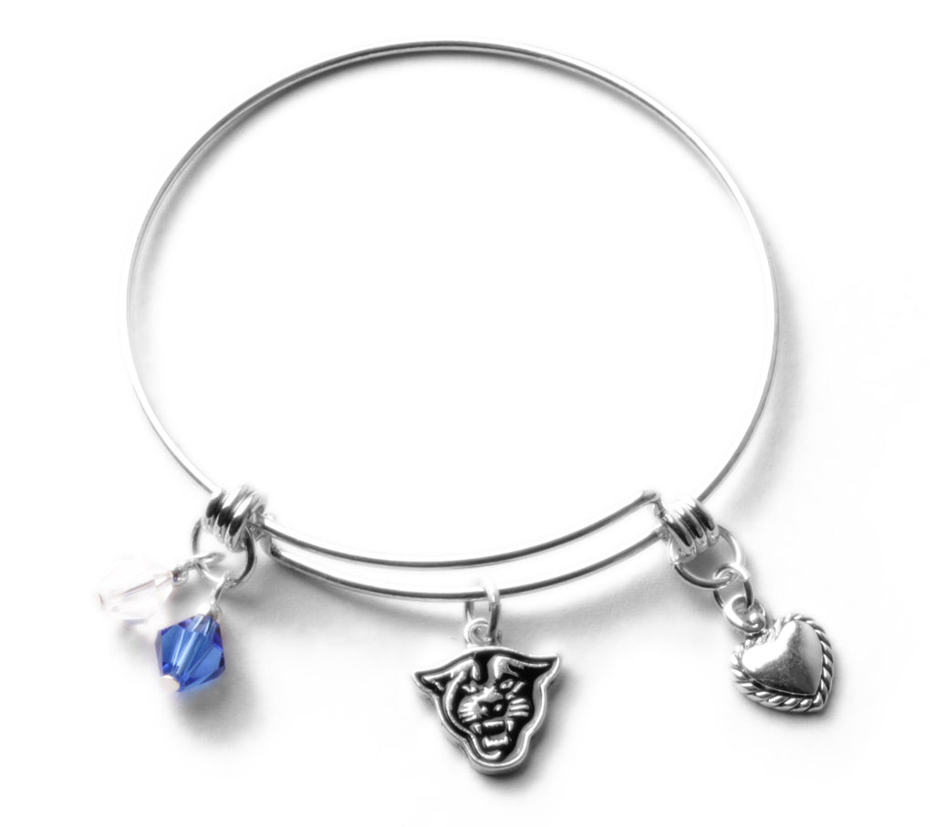 Georgia State Panthers Bangle Bracelet