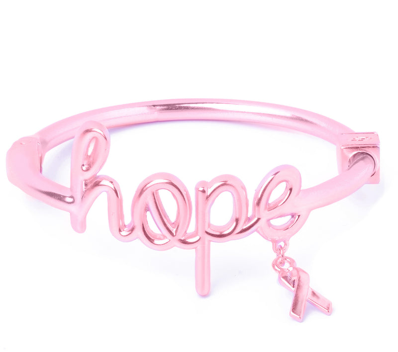 Pink Hope Signature Bangle