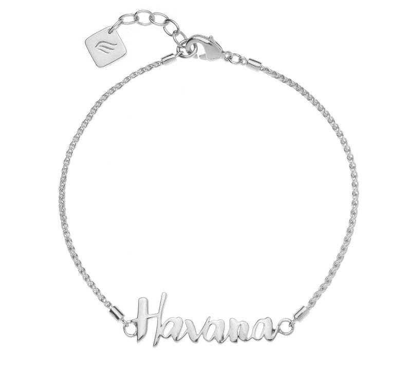 Jet Set Collection - .925 Sterling Silver Havana