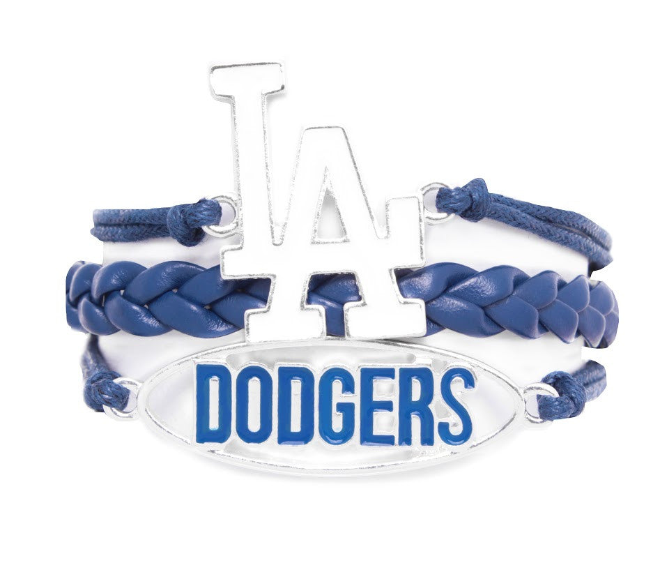 Los Angeles Dodgers Bracelet