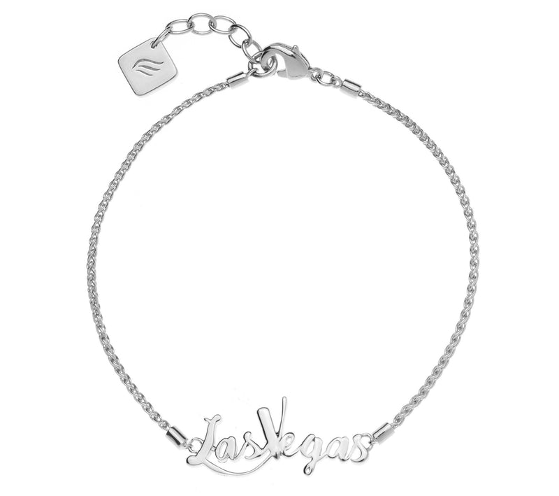 Jet Set Collection - .925 Sterling Silver Las Vegas