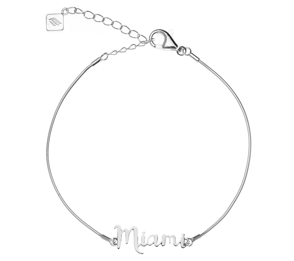 Jet Set Collection - .925 Sterling Silver Miami