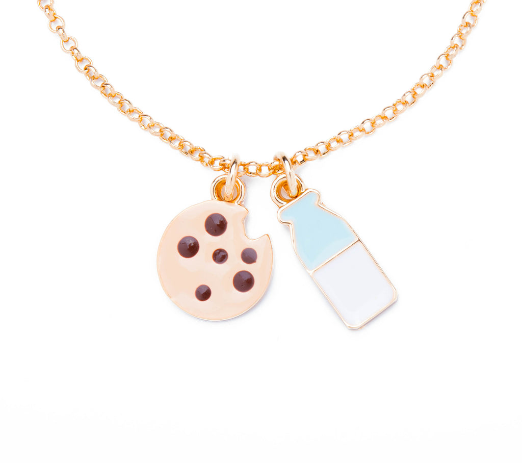 Milk & Cookies Necklace