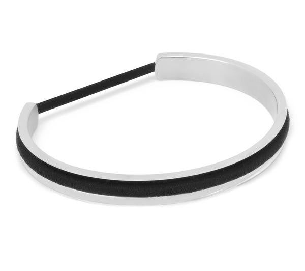 Skinny Elastic Holder Bangle