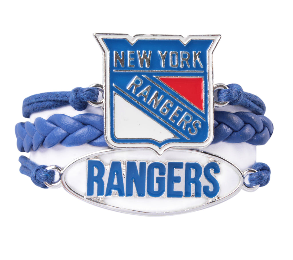 New York Rangers Bracelet