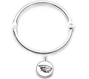 Oregon State Beavers Hinge Bangle Bracelet