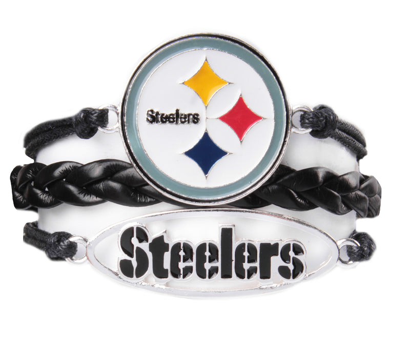 Pittsburgh Steelers Bracelet