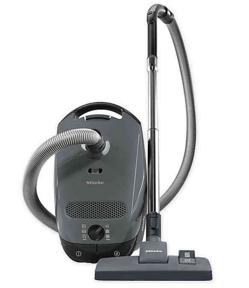 Miele® Classic C1 Pure Suction Vacuum in Graphite Grey