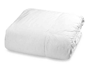 Claritin® Ultimate Allergen Barrier ClearLoft™ Goose Down Twin Comforter in White