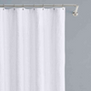 Seaspray Matelasse 72-Inch x 72-Inch Shower Curtain