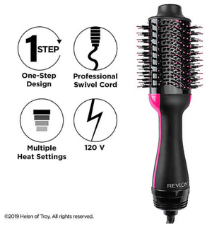 Revlon® Pro Collection Salon One-Step Hair Dryer and Volumizer