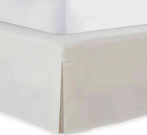 Copy of Wrap-Around Wonderskirt Queen Bed Skirt in Ivory- Limited to 1 per customer