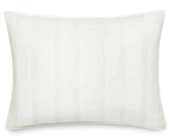 UGG® Surfwashed Standard Pillow Sham in Snow- Limited to 1 per customer
