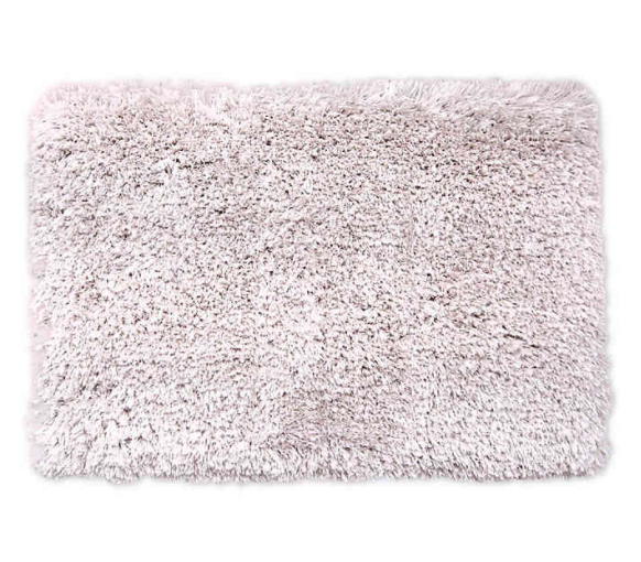 Alpine Shag 2'6 x 4'2 Accent Rug in Grey- Limited to 1 per customer